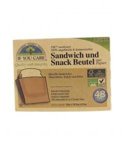 Sandwich-Beutel 48 Stück
