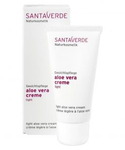 Aloe Vera Creme Light ohne Duft 30 ml
