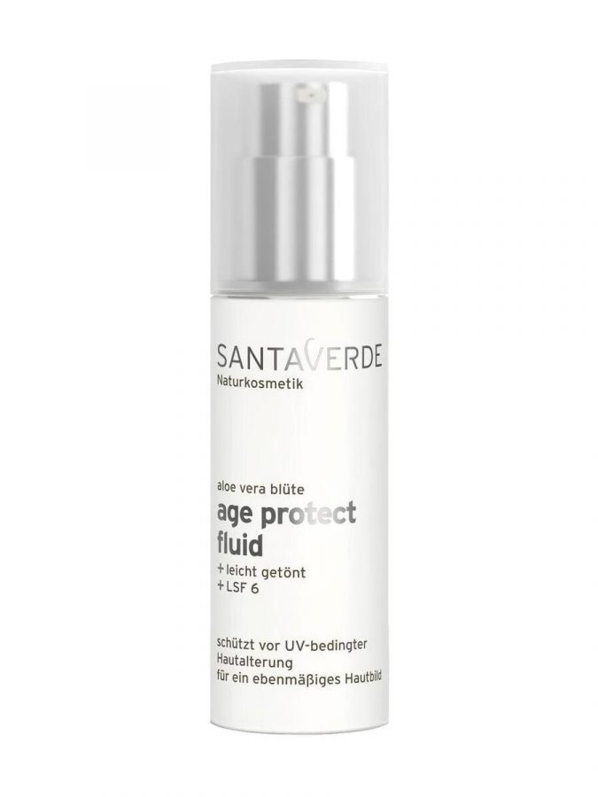 Tinted Age Protect Fluid 30 ml