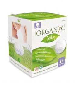 Organyc Bio-Stilleinlagen (24 Stk.)