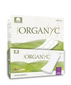 Organyc Slipeinlagen aus Bio-Baumwolle (24 Stk.)