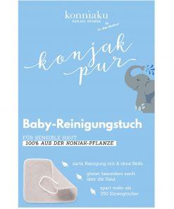 Kon Tuechlein Baby Reinigungstuch Front 01